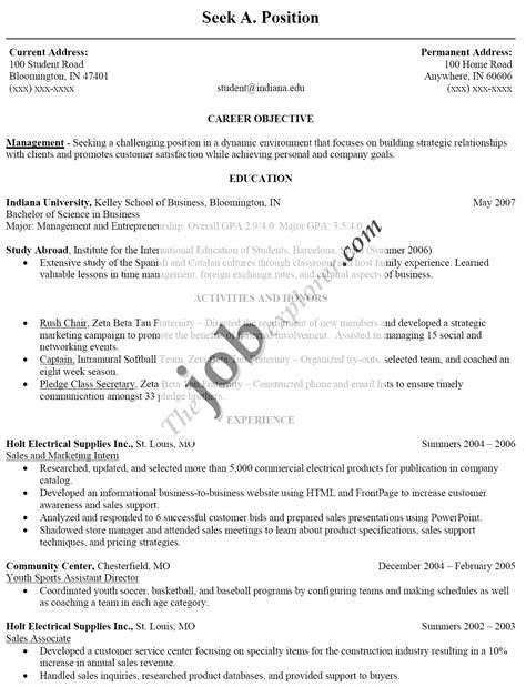 sample resume template  resume examples  resume