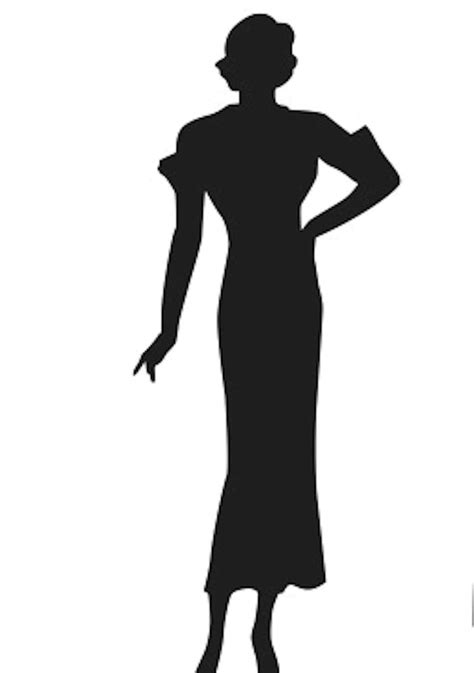 fashion   ages  silhouette   meant