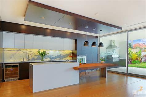 Shower Laminate Panels by Open Plan Kitchen