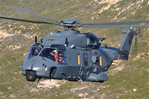 zealand nh tth fleet complete defence helicopter