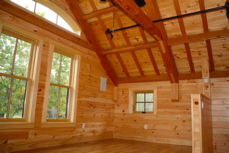 durgin  crowell enhance pre coated pine home