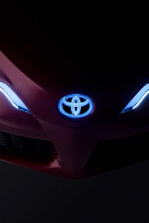 Toyota Logo Wallpaper Iphone by Hybrid Toyota Cars Wallpaper Allwallpaper In 1305 Pc En