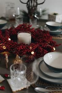 Tischdekoration Zu Weihnachten : anleitung weihnachtliche tischdeko modern und festliche ~ Michelbontemps.com Haus und Dekorationen
