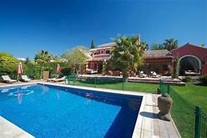 villa de luxe en style marocain piscine privee 1000 With location maison piscine privee espagne 10 location villa marbella espagne 04 location espagne villas