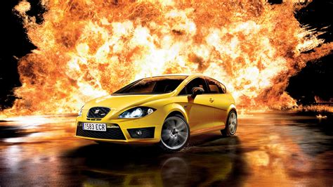 seat leon cupra  wallpapers hd images wsupercars