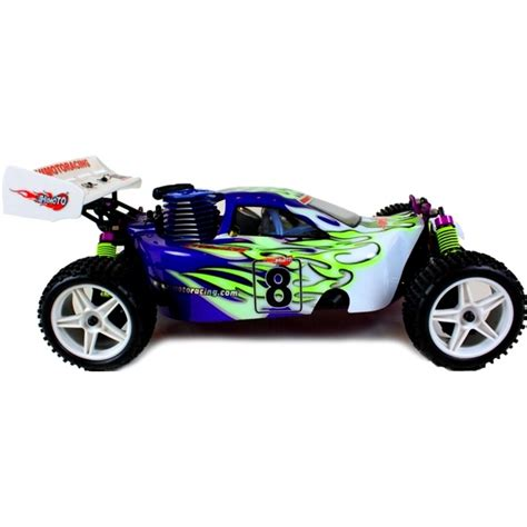 hsp nitro buggy 1 10 rtr 4wd thunder 2 speed 60mph