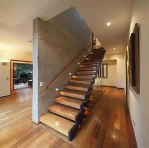 Construire Un Escalier En Bois Droit by 15 Exemples D Escalier Design Pour Une Maison Construire