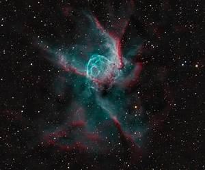 APOD: 2014 February 15 - NGC 2359: Thor's Helmet