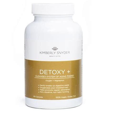 feel good detoxy  cruelty  skin care colon