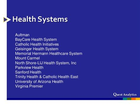 network adequacy for health systems