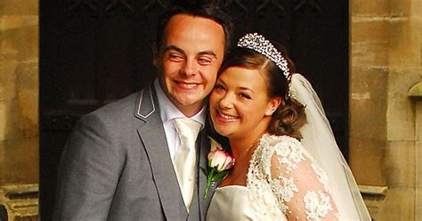 Secret signs Lisa Armstrong wants Ant McPartlin back as he ...