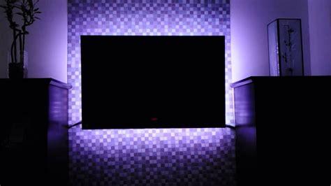 led tv backlighting multicolored led light kit with