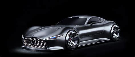 Car Design Concepts : Mercedes-benz Concept Cars