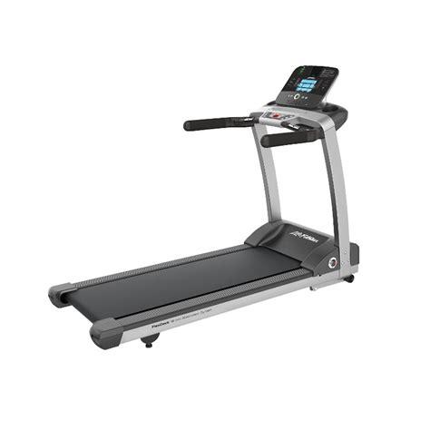 fitness laufband t3 fitness laufband t3 mit track plus konsole g 252 nstig kaufen sport tiedje
