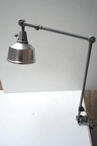 Lampe Zum Klemmen : tischlampe schreibtischlampe zum klemmen und befestigen am tisch lampen und leuchten pinterest ~ Orissabook.com Haus und Dekorationen