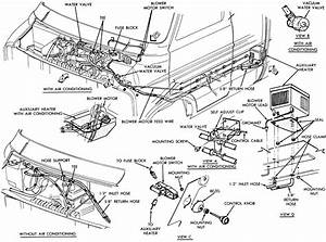 2000 Dodge Durango Heater Diagram