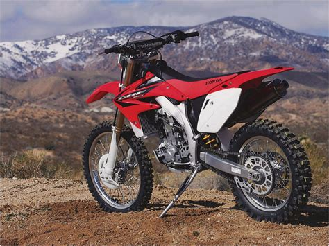 Honda Crf 450 E Specifications Ehow