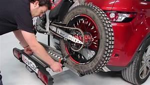 Remorque Moto Occasion : porte moto sur attelage voiture youtube ~ Maxctalentgroup.com Avis de Voitures