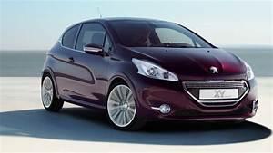 Www Peugeot : peugeot 208 gti et xy concept les concept cars peugeot ~ Nature-et-papiers.com Idées de Décoration