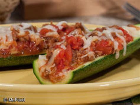 Zucchini Boats Pizza by Pizza Zucchini Boats Recipe Just A Pinch Recipes