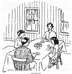Family Dining Clipart (33+)