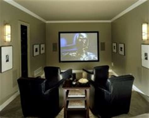 more simple and realistic media room for my budget