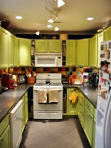 57, Bright, And, Colorful, Kitchen, Design, Ideas