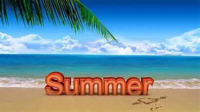 Summer Beach Sun Background Cool Backgrounds Desktop