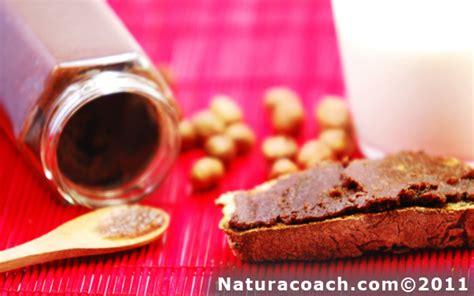 recette bio p 226 te 224 tartiner chocolat noisette naturacoach