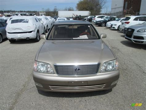gold and silver ls 1999 mystic gold metallic lexus ls 400 103143604 photo
