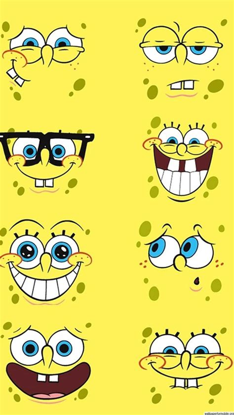 cute spongebob cartoon aesthetic wallpapers wallpaper cave