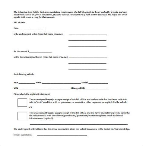 vehicle sale receipt template printable receipt template