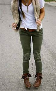 Olive skinny jeans and combat boots | Look at me now FASHION! | Pintu2026