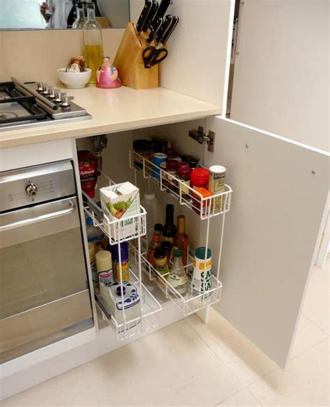 Kitchen Cabinet Smart Ideas by 15 Trendy Kitchen Storage Ideas Ultimate Home Ideas