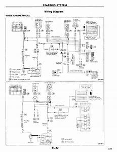 2006 Nissan Pathfinder Fuse Diagram