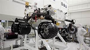 NASA - Watch NASA's Next Mars Rover Being Built Via Live ...