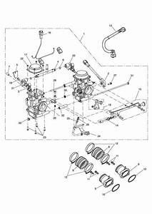 2013 Triumph Thruxton Injector Assy  Throttle  System
