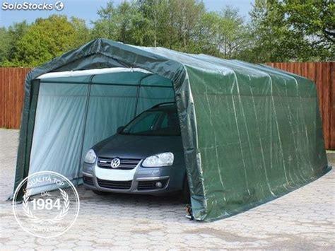 Garage Mobile Per Auto by 3 30x6 20 M Tendone Garage Box Auto Mobile Pe Bianco Verde