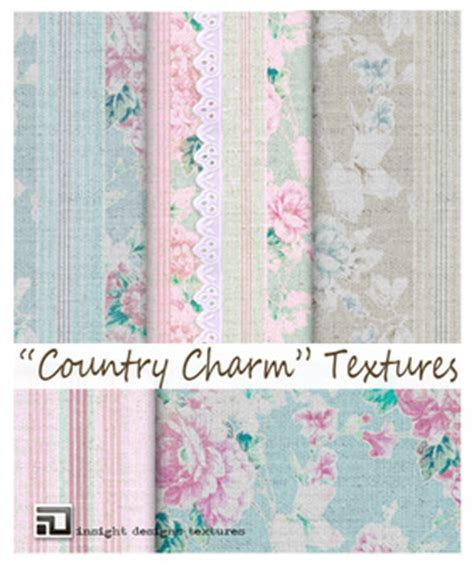 shabby chic fabric designers second life marketplace id country charm shabby chic floral and lace ribbon fabric textures