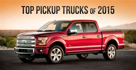 Top Selling Truck 2015 by Carsforsale S Top Trucks To In 2015