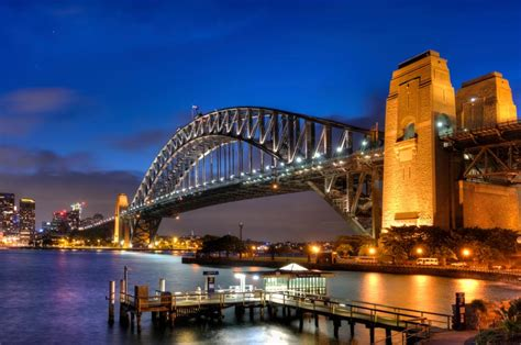 sydney harbour bridge seaspace international forwarders