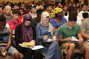 Community Colleges Work To Support International Students
