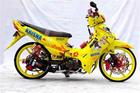 Modifikasi Motor Jupiter Z 1 by 15 Foto Modifikasi Motor Yamaha Jupiter Z