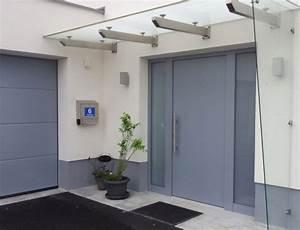 Vordach Glas Edelstahl : vordach mit glas und seilen ~ Whattoseeinmadrid.com Haus und Dekorationen