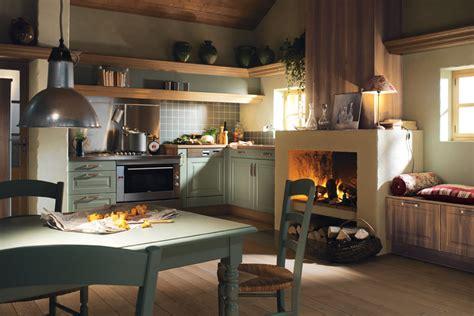 faience cuisine provencale la crédence impose style inspiration cuisine le magazine de la cuisine équipée