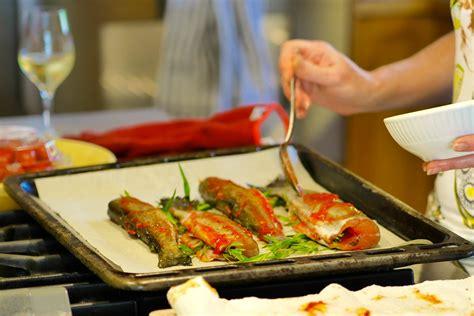 pate a truite recette recette truites 224 l estragon grill 233 es au four banlieusardises