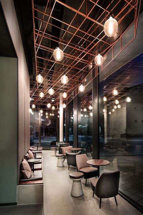 bar lifestyle interior design industrial floor cooper