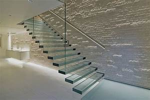 Glass Staircases Floating Glass Staircases Elite