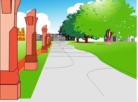 gambar sekolah animasi png nusagates