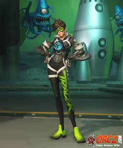 Tracer Overwatch Skins